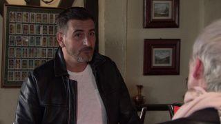 Coronation Street spoilers: Peter Barlow crosses swords with Debbie!