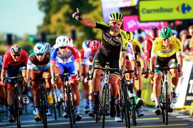 Luka Mezgec (Mitchelton-Scott) wins stage 2 at the Tour de Pologne
