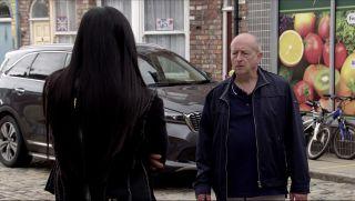 Coronation Street spoilers: Alya Nazir enjoys taunting Geoff