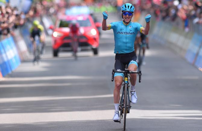 Pello Bilbao (Astana) wins