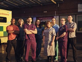TV tonight 24 Hours in A&E