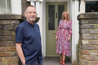 EastEnders Secrets Ian Beale and Kathy Beale