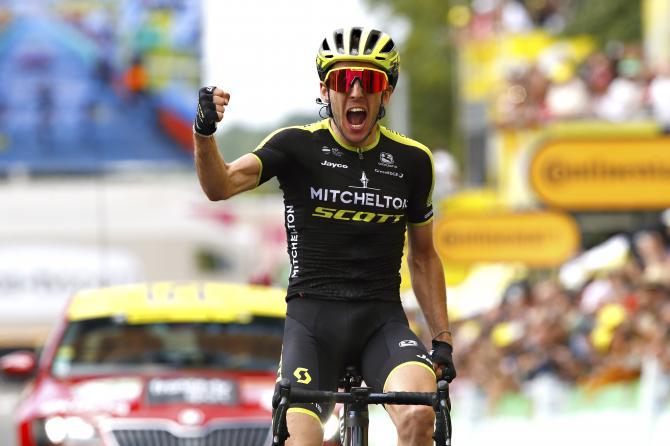Simon Yates wins stage 12 at the Tour de France