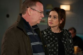Dotty is furious about what Ian has done in EastEnders