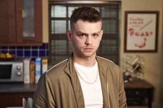 Jordan Price in Hollyoaks