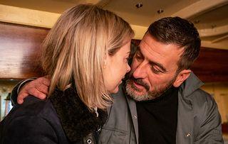 Coronation Street spoilers: Peter Barlow and Abi kiss!