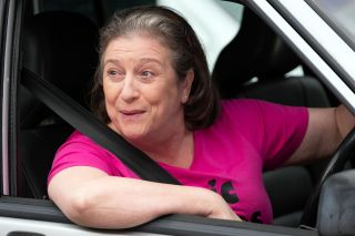 Caroline Quentin as Dawn in BBC1's The Other One