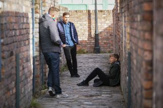 Coronation Street spoilers: Sean Tully is grateful for Todd's help