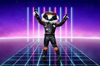 Masked Singer Badger