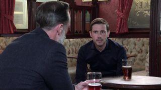 Coronation Street spoilers: Todd Grimshaw wants Billy back!