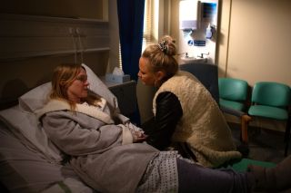 Vanessa tells Tracy about her last will and testament in Emmerdale