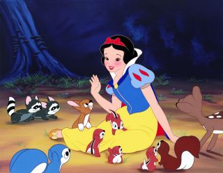 Disney's best animated movies- Snow White and the Seven Dwarfs