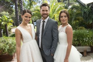 Neighbours, Elly Conway, Mark Brennan, Paige Smith