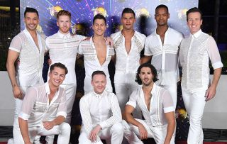 Strictly Come Dancing line up change