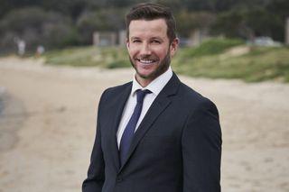 Luke Jacobz has returned to Summer Bay as Angelo Rosetta (Channel 5/Seven)