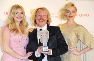 Keith Lemon Holly Willoughby