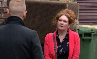 Coronation Street spoilers: Gary Windass has bad news for Fiz…