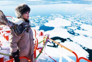 Joanna Lumley in Unseen Adventures