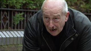 Coronation Street spoilers: Tim Metcalfe punches Geoff!