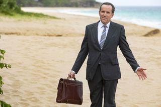 Death in Paradise DI Richard Poole (Ben Miller) return in season 6