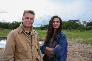 TV tonight Waterhole: Africa's Animal Oasis