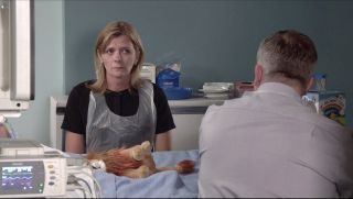 Coronation Street spoilers: Will Leanne Battersby agree to withdraw Oliver's life support?
