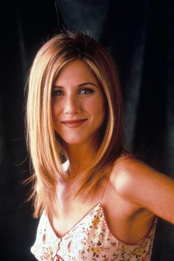Jennifer Aniston como Rachel en Friends (Imagen: EMPICS Entertainment)