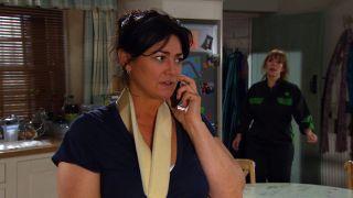 Moira Dingle in Emmerdale week 36