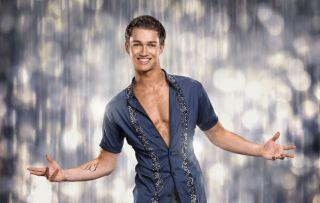Strictly Come Dancing 2016 - AJ Pritchard