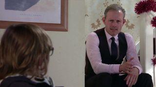 Coronation Street spoilers: Nick Tilsley says goodbye to his son?