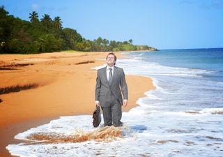 Death in Paradise Ben Miller