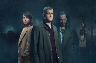 The Sister Amrita Acharia, Russell Tovey and Bertie Carvel