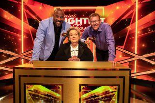 TV tonight Britain's Brightest Celebrity Family