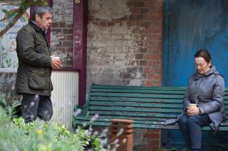 Coronation Street spoilers: Johnny Connor faces up to his past