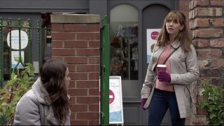 Coronation Street spoilers: Maria Connor begs Faye to report Ray