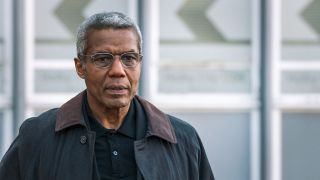 Holby City Ric Griffin poor eyesight