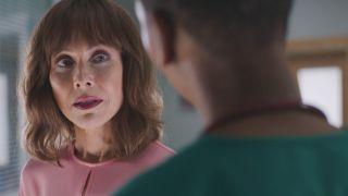 Connie has Archie in her sights in Casualty