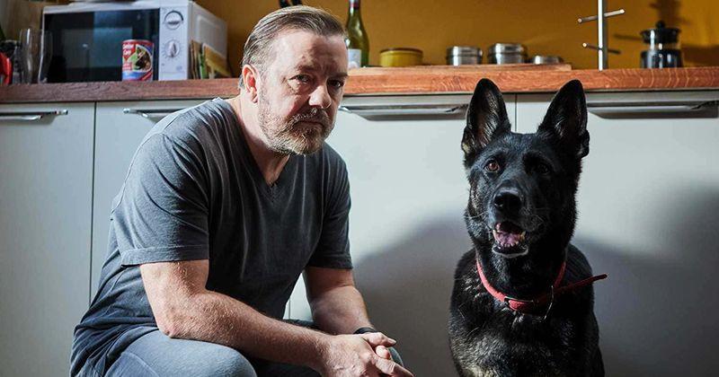 Ricky Gervais después de la vida