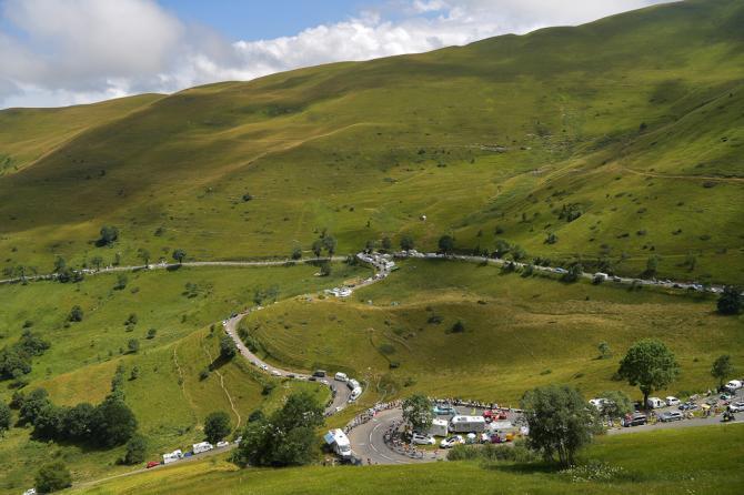 Stage 12 at the Tour de France