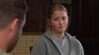 Liv Flaherty is diagnosed with epilepsy