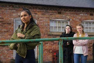 Coronation Street spoilers: Asha Alahan confronts her tormentors