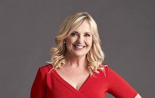 Carol Kirkwood BBC Breakfast weather presenter.