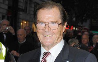 Sir Roger Moore death
