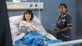 Doctors, Ruhma Carter, Carrie Wade