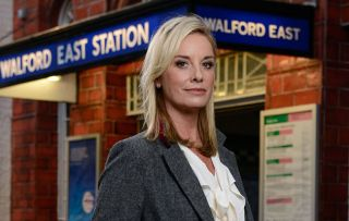 Tamzin Outhwaite on her early 'Enders years: I felt proud leaving with my sanity still intact
