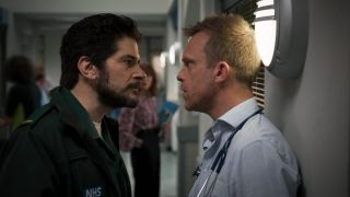 Lev threatens Dylan when the doctor reveals he knows his secret