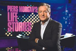 TV tonight Piers Morgan's Life Stories