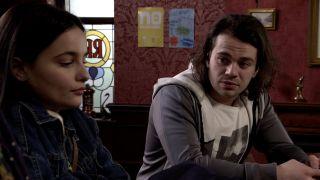Coronation Street spoilers: Seb Franklin fights his feelings for Alina