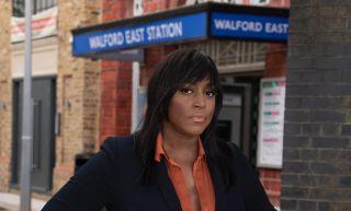 Mica Paris in EastEnders as Ellie Nixon