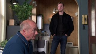Coronation Street spoilers: Daniel Osbourne makes an enemy of Geoff!